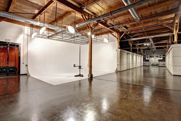 cluster studios event space