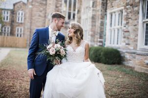 Tuxedo rentals shops in pigeon forge tn the knot for Wedding dress shops in murfreesboro tn