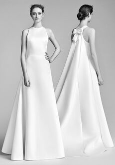 Viktor&Rolf Mariage WATTEAU TRAIN GOWN A-Line Wedding Dress