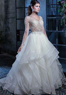 Amaré Couture C125 Jordan Ball Gown Wedding Dress