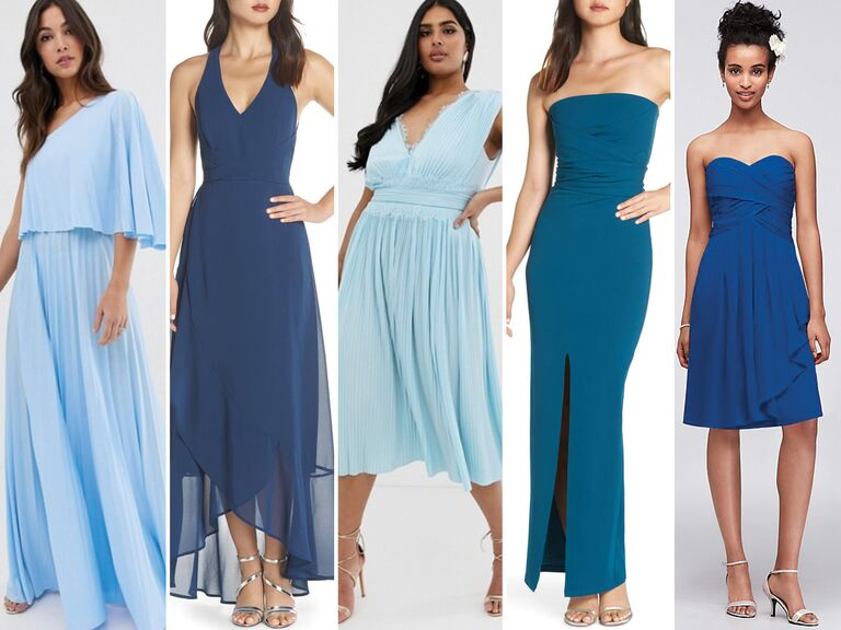 67dbd71f917f3 55 Affordable Bridesmaid Dresses That Don't Look Cheap