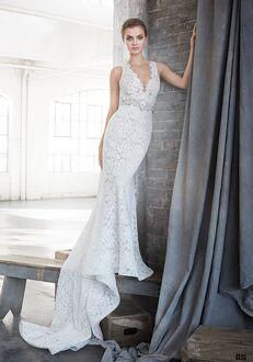 Lazaro 3611 Mermaid Wedding Dress