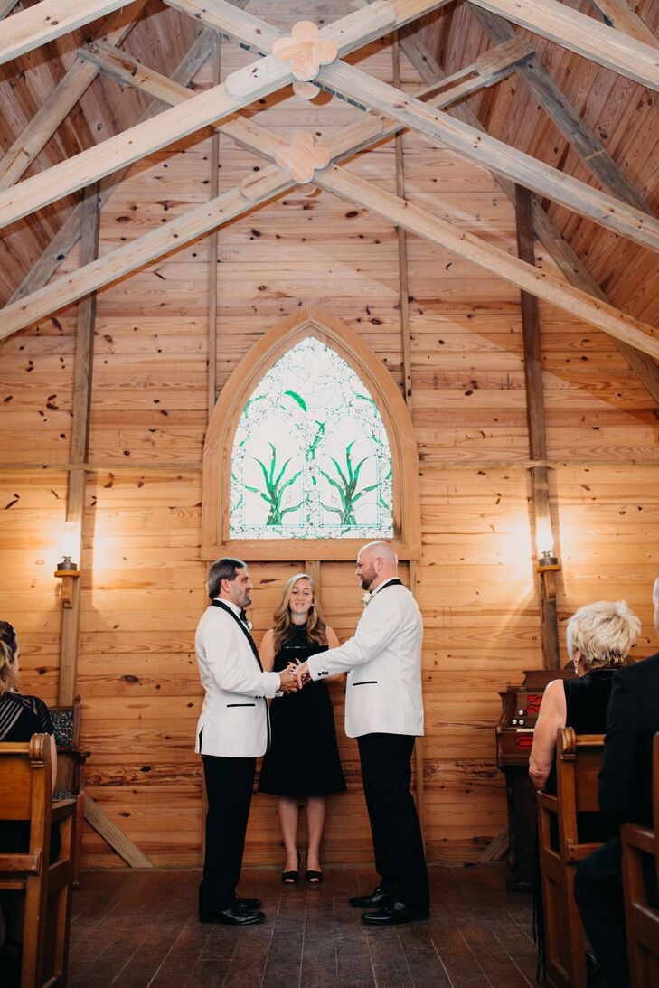 Spanish Point Chapel Ceremony