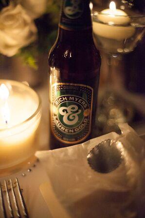 Custom Beer Bottles As Wedding Favors