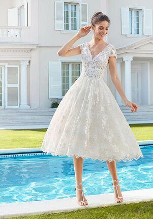 Rosa Clará CINTIA Ball Gown Wedding Dress