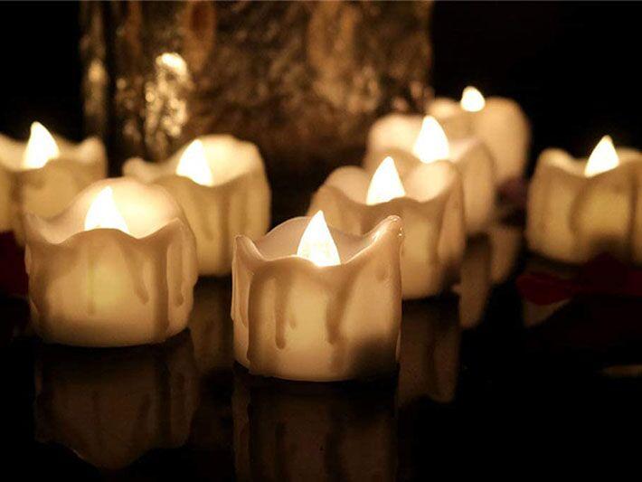 electric candleholders