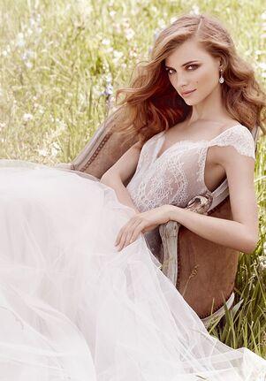 Jim Hjelm 8660 Ball Gown Wedding Dress