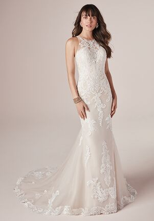 Rebecca Ingram BRANDY Sheath Wedding Dress