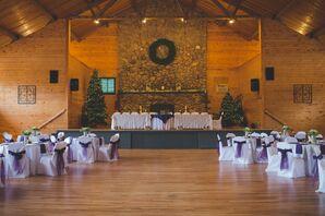 The Pinecrest Wedding Reception
