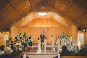 A Pinecrest Ceremony in Colorado Springs