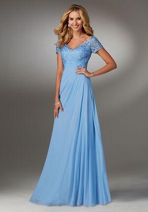 6171090989e A-Line Mother Of The Bride Dresses