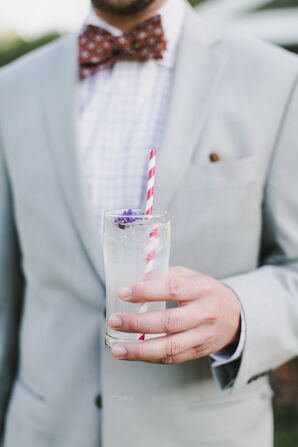 Lavender-Infused Signature Cocktails