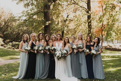 Modern Brides by Ashley Fancher