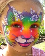Vancouver, BC Face Painting | Looking Glass Painting