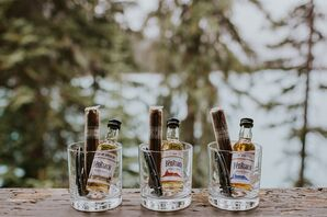 Cigar and Scotch Groomsmen Gifts