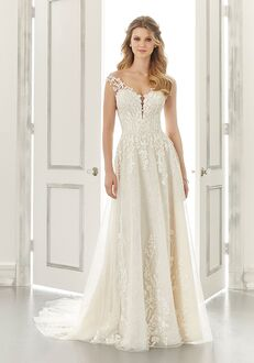 Morilee by Madeline Gardner Alice A-Line Wedding Dress