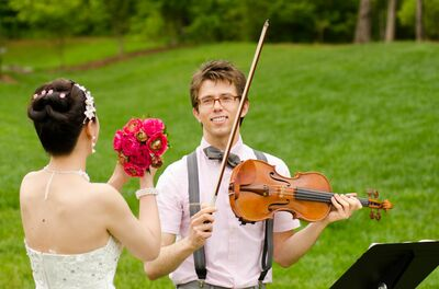 Casey Mink, Violinist