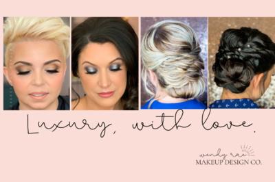 Wendy Rae Makeup Design Co. (Makeup & Hair)