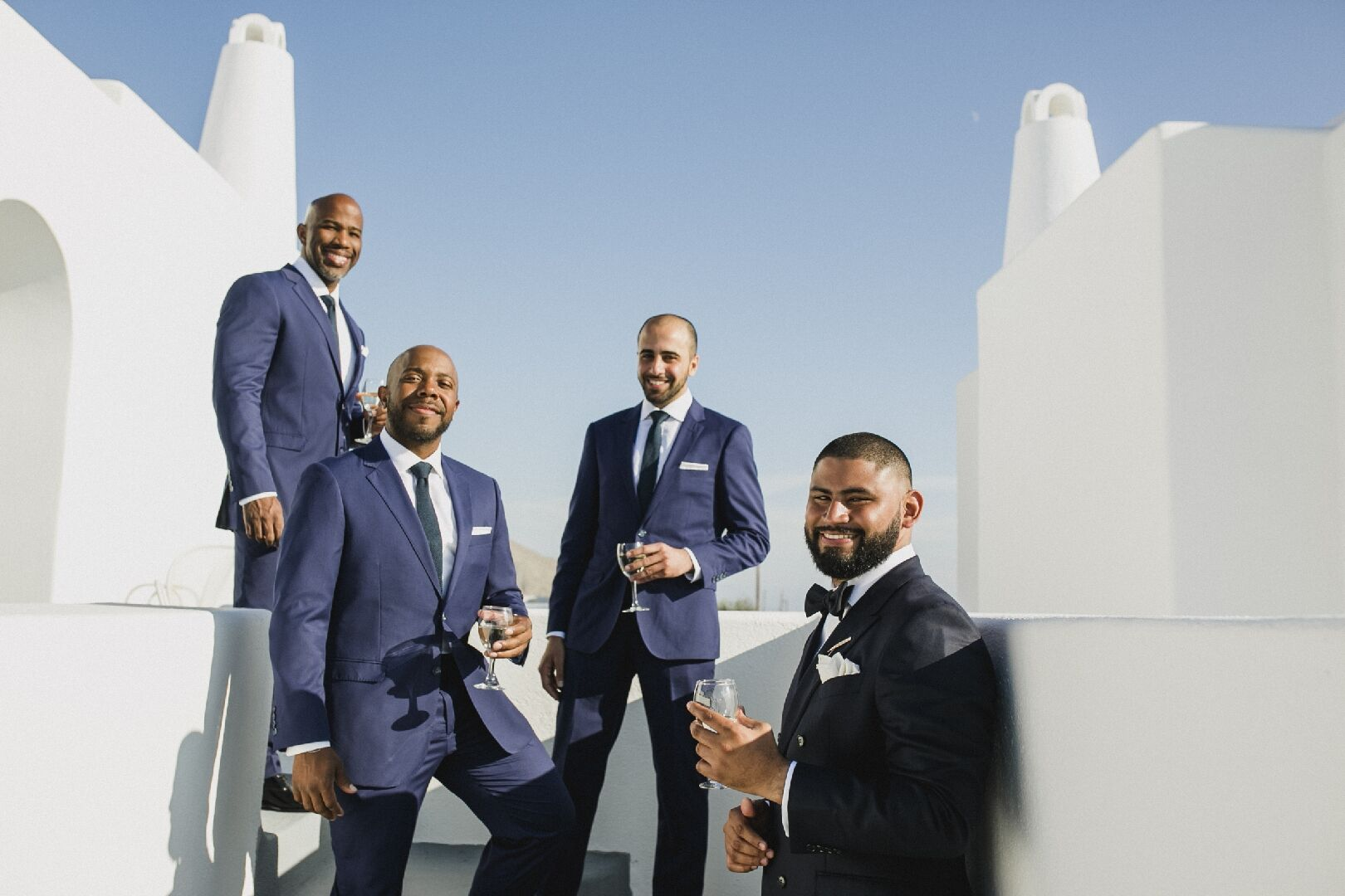 The Groomsman Suit - Chicago, IL