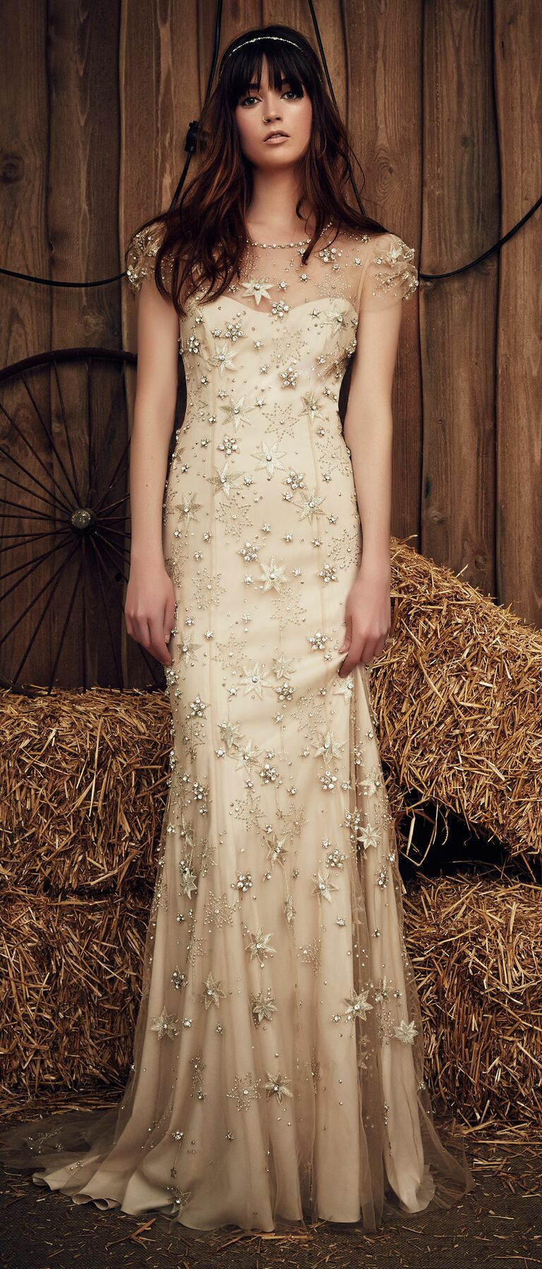 2019 year for women- Packham jenny gorgeous wedding dresses collection
