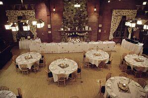 Hubbard Park Lodge Reception