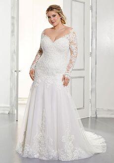 Morilee by Madeline Gardner/Julietta Adrian Mermaid Wedding Dress