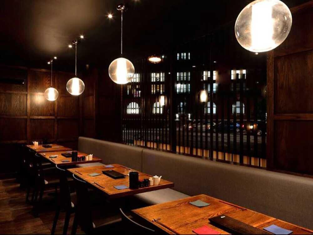 Tables at Toriko