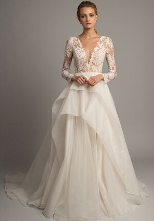 Jenny Yoo Collection Valentina Ball Gown Wedding Dress
