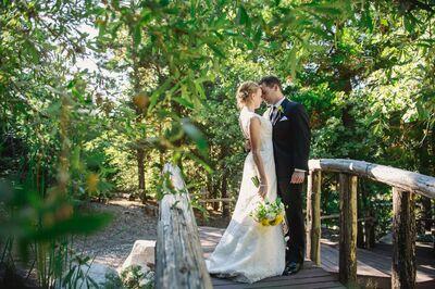 Arrowhead Pine Rose Cabins Weddings
