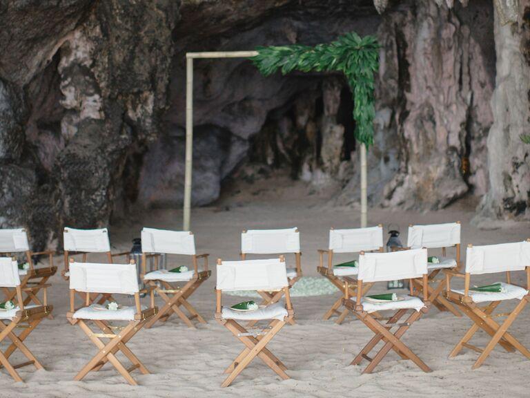 creative ceremony seating