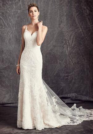 Kenneth Winston: Ella Rosa Collection BE295 Mermaid Wedding Dress