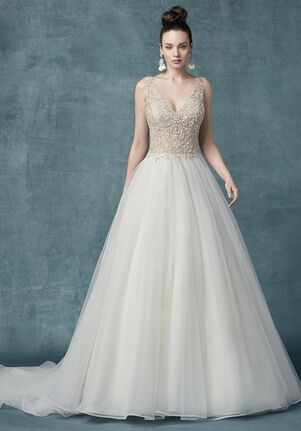 Maggie Sottero Sophronia Marie Wedding Dress