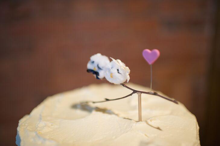 DIY Owl Cake Topper