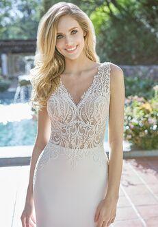 Jasmine Collection F201051 Mermaid Wedding Dress