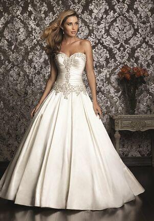 Allure Bridals 9003 Ball Gown Wedding Dress