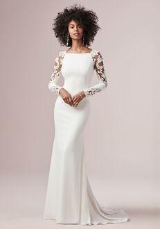 Rebecca Ingram BETHANY Sheath Wedding Dress
