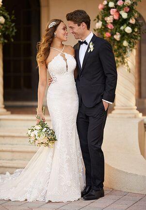 Stella York 7054 Mermaid Wedding Dress