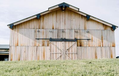Schafer Barn on the Hill