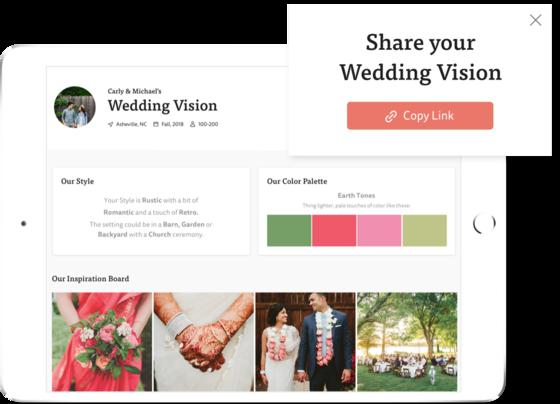 wedding style vision wedding quiz the knot