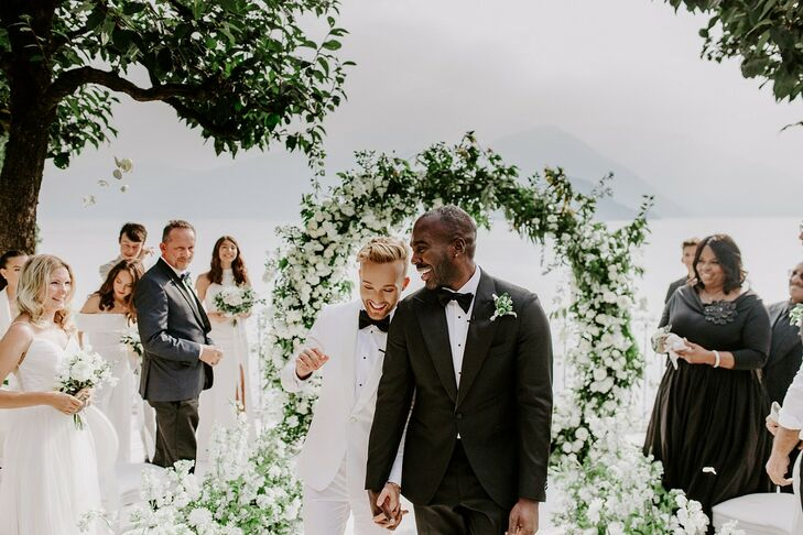Jay Clark (31 and a head of IT) and JJ Leaf's (22 and a writer and entrepreneur) love has taken them all over the world, but their journey began at an