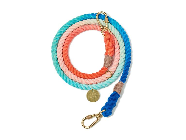 best practical wedding registry gifts dog leash