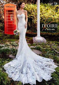 IVOIRE by KITTY CHEN KATE, V1916 Mermaid Wedding Dress