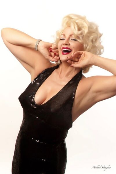 Marilyn Monroe - Virtual Services Offered! - Marilyn Monroe Impersonator - Atlanta, GA