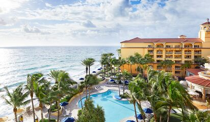 Eau Palm Beach Resort Spa Front Photo