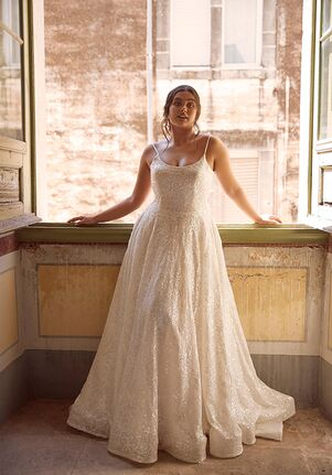 Madi Lane ML13755 | Manhattan A-Line Wedding Dress