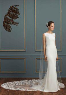 Amaré Couture C122 Kennedy Sheath Wedding Dress