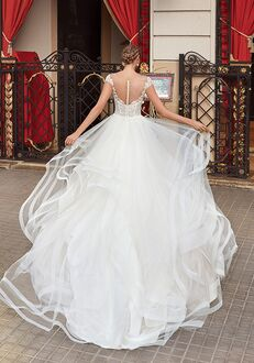 Aire Barcelona IRAIS Ball Gown Wedding Dress