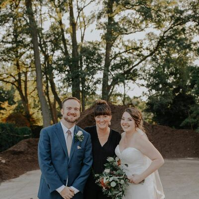 Nichole Bertucci, Officiant, Ordained Minister
