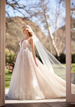 Martina Liana 1154 Ball Gown Wedding Dress
