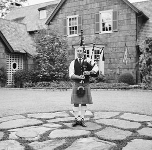Traditional Bagpiping Wedding Ceremony Music